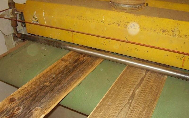 kartacovanie dreva
